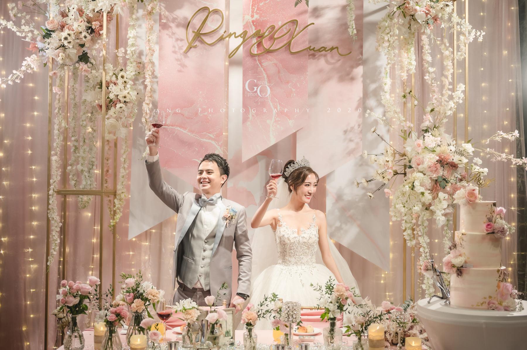 Ringo&鄭詩璇 瑪莎計畫婚禮主持人 婚禮顧問 婚禮企劃 婚禮服務
