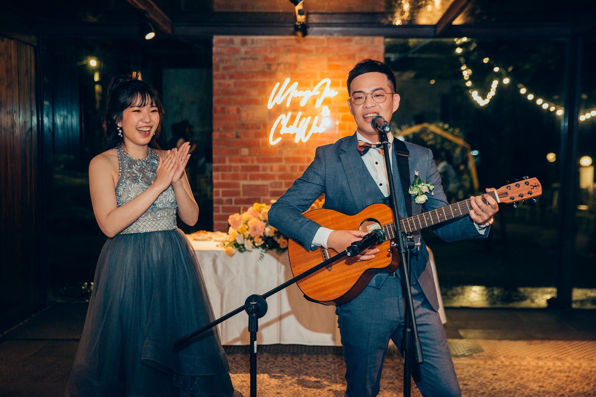ChihWei & MengJie|瑪莎計畫婚禮主持人|婚禮顧問|婚禮企劃|婚禮服務
